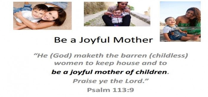 Be a Joyful Mother2