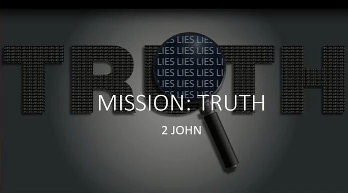 Mission: Truth - 22 Aug 2021