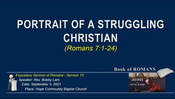 HCBC Sermon 20210829