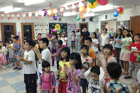 PraiseKids Children Church