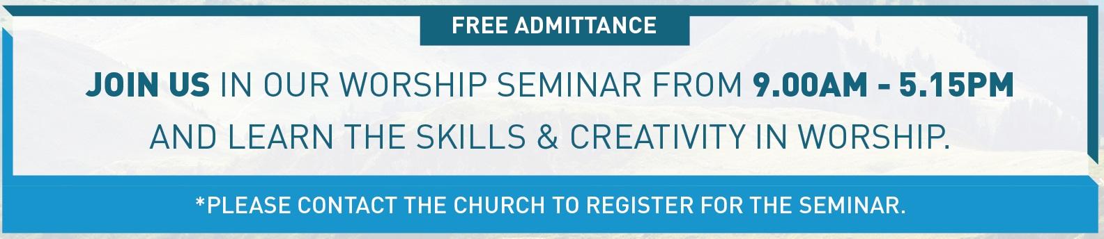 Workship Seminar